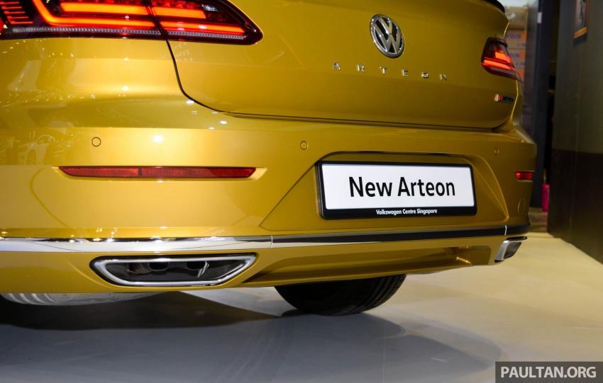 GALLERY: Volkswagen Arteon 2.0 TSI R-Line in S'pore Image #762105