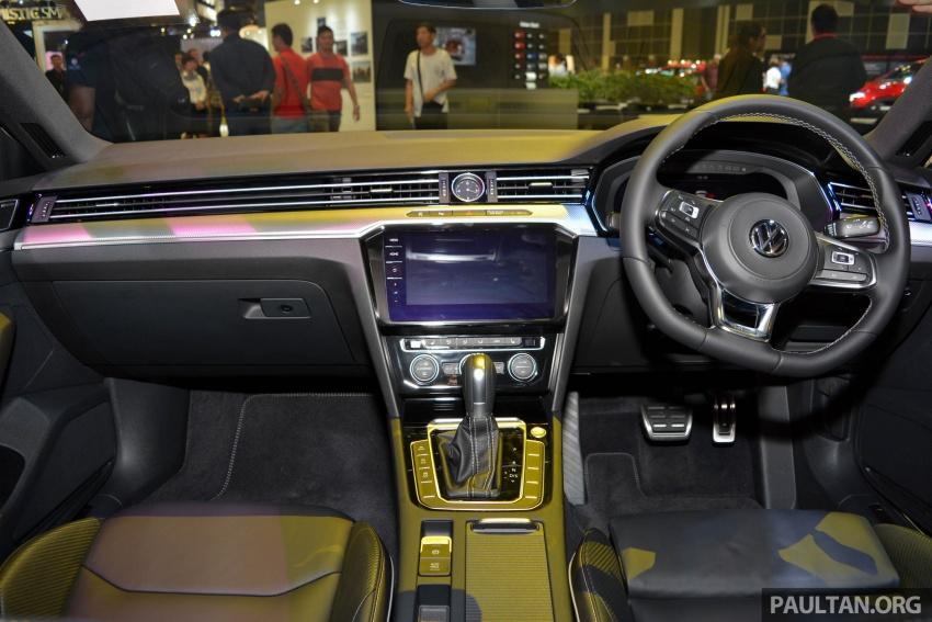 GALLERY: Volkswagen Arteon 2.0 TSI R-Line in S'pore Image #762109