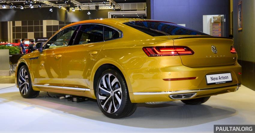 GALLERY: Volkswagen Arteon 2.0 TSI R-Line in S'pore Image #762094