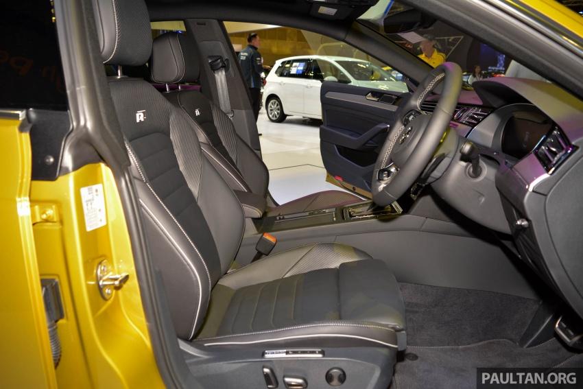 GALLERY: Volkswagen Arteon 2.0 TSI R-Line in S'pore Image #762125