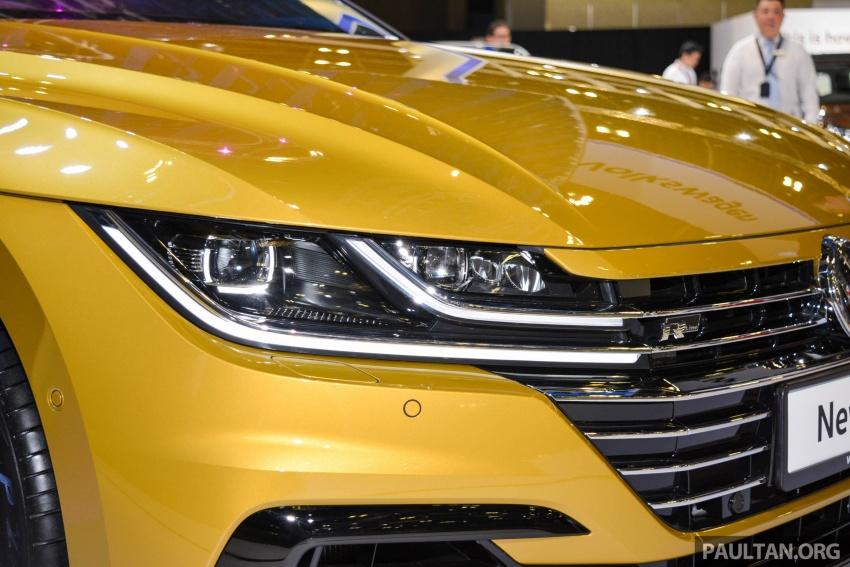 GALLERY: Volkswagen Arteon 2.0 TSI R-Line in S'pore Image #762099
