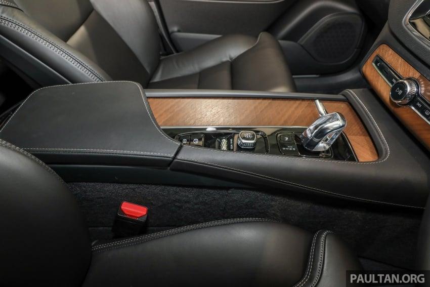 Volvo XC90 T8 Twin Engine Inscription Plus kini di Malaysia – sistem Bowers & Wilkins; dari RM414k Image #757336