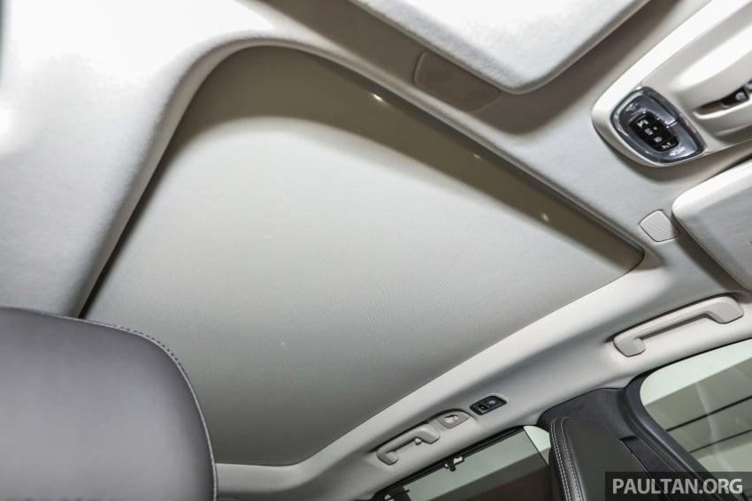 Volvo XC90 T8 Twin Engine Inscription Plus kini di Malaysia – sistem Bowers & Wilkins; dari RM414k Image #757341
