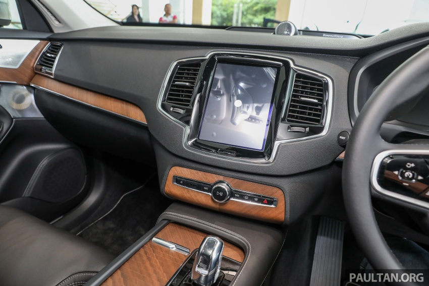 Volvo XC90 T8 Twin Engine Inscription Plus kini di Malaysia – sistem Bowers & Wilkins; dari RM414k Image #757328