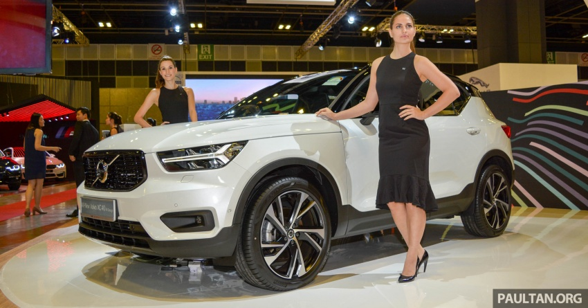 Volvo XC40 launched in Singapore – two T5 variants Image #761153