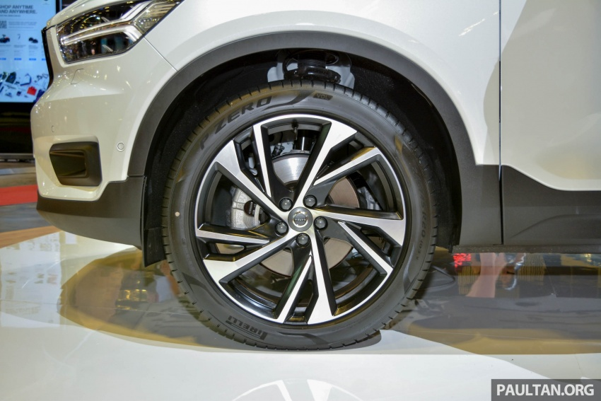 Volvo XC40 launched in Singapore – two T5 variants Image #761164