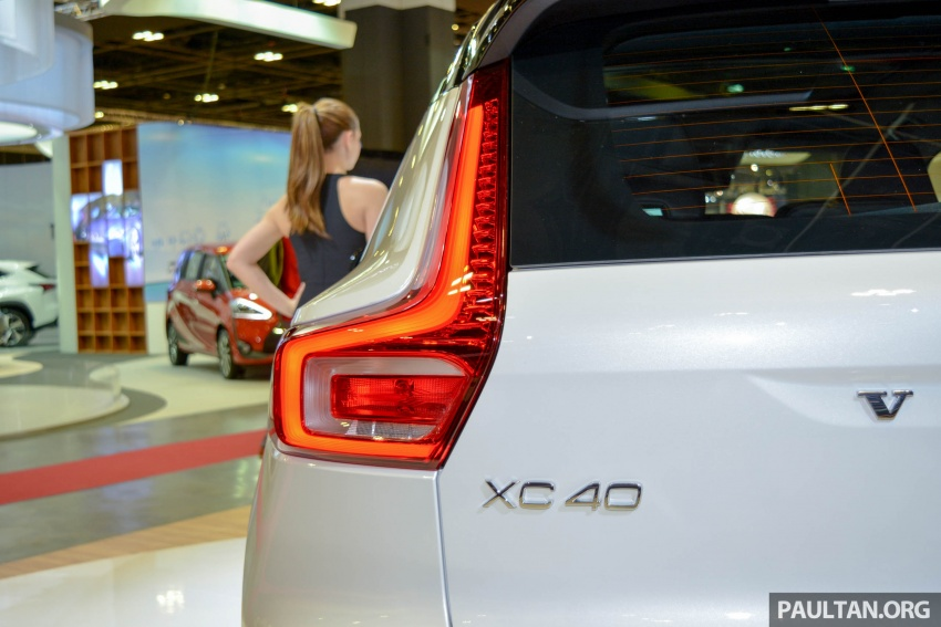 Volvo XC40 launched in Singapore – two T5 variants Image #761165
