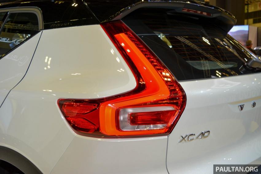 Volvo XC40 mendarat di S'pura dengan dua varian T5 Image #761847