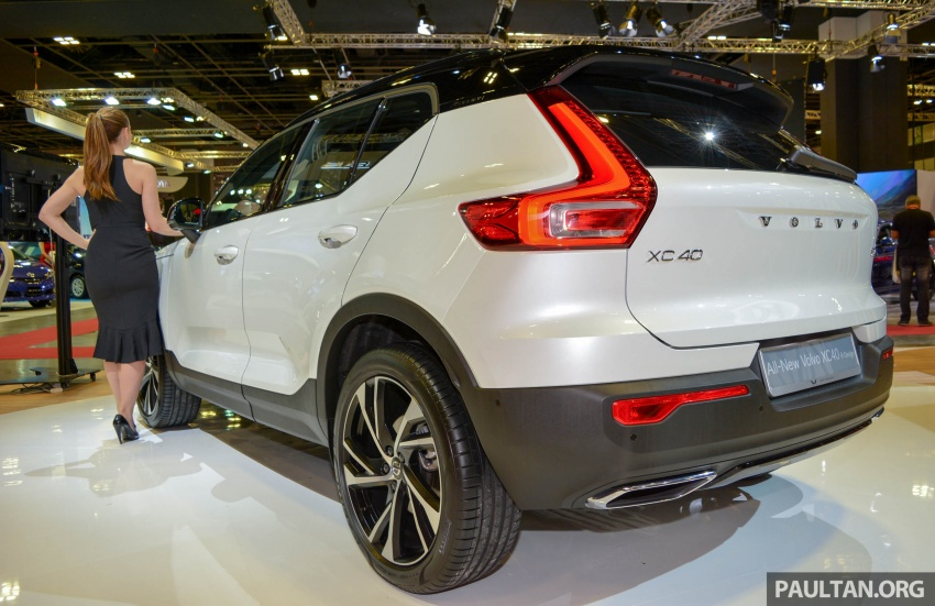 Volvo XC40 launched in Singapore – two T5 variants Image #761155