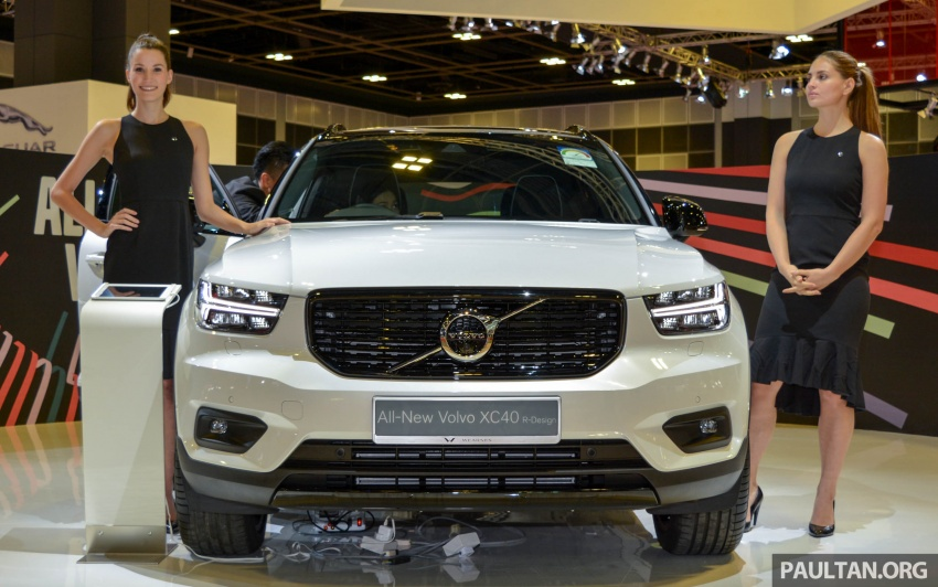 Volvo XC40 launched in Singapore – two T5 variants Image #761156