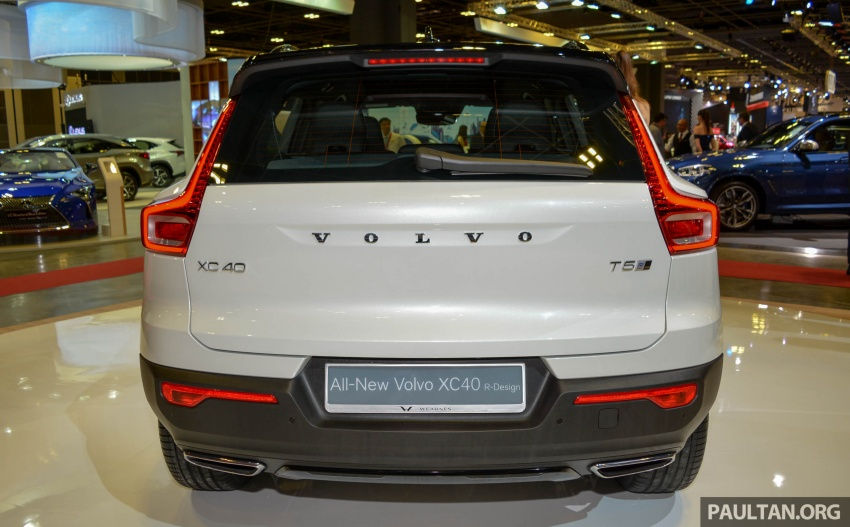 Volvo XC40 launched in Singapore – two T5 variants Image #761157