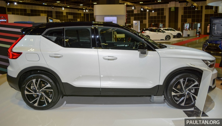 Volvo XC40 launched in Singapore – two T5 variants Image #761158