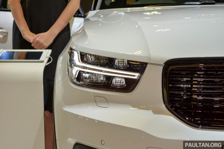 Volvo XC40 launched in Singapore – two T5 variants Image #761160
