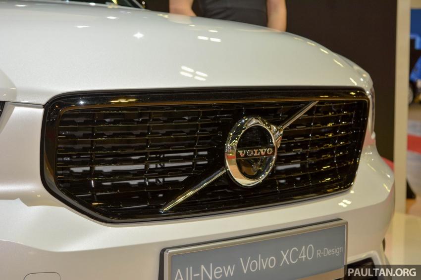 Volvo XC40 mendarat di S'pura dengan dua varian T5 Image #761842