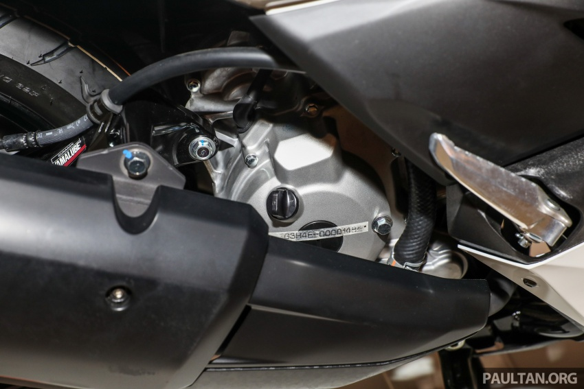 2018 Yamaha X-Max 250 preview – in M'sia end March Image #761401