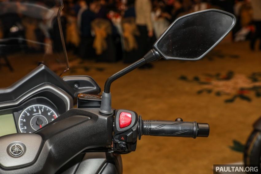 Yamaha XMax 250 dipertonton di Malaysia – import dari Indonesia, bakal masuk pasaran Mac tahun ini Image #761370
