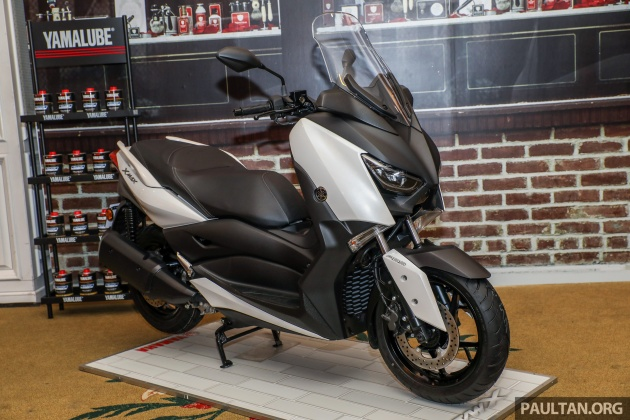 2018 yamaha x max 250 preview in m sia end march