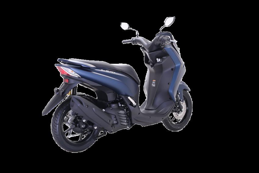 Yamaha Lexi 125 dilancar di Indonesia – adik NMax Image #771370