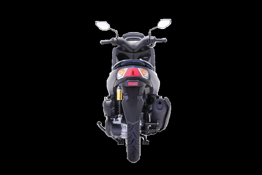Yamaha Lexi 125 dilancar di Indonesia – adik NMax Image #771373