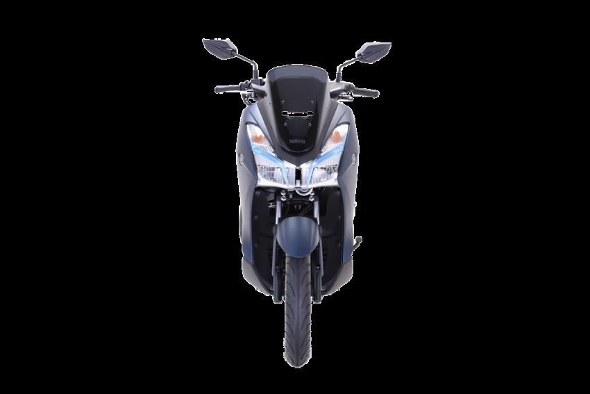 Yamaha Lexi 125 dilancar di Indonesia – adik NMax Image #771374