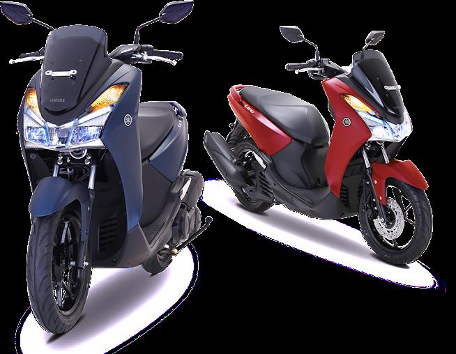 Yamaha Lexi 125 dilancar di Indonesia – adik NMax Image #771375