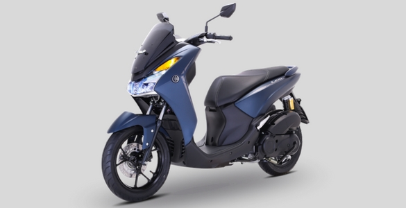 Yamaha Lexi 125 dilancar di Indonesia – adik NMax Image #771358