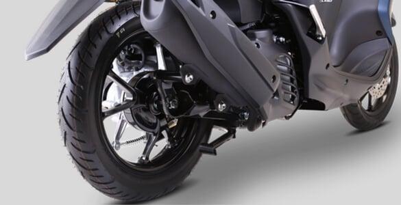 Yamaha Lexi 125 dilancar di Indonesia – adik NMax Image #771364