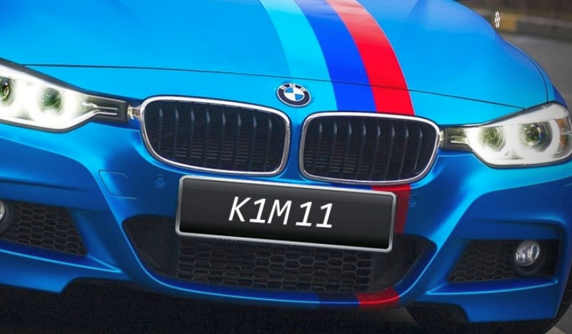 'SAM' and 'K1M' are new special number plate series Image #756040