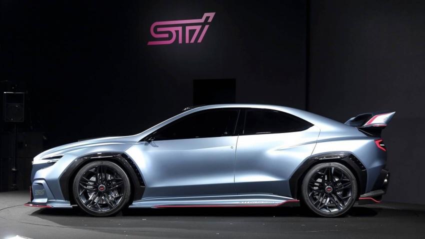 Subaru Viziv Performance STI di Tokyo Auto Salon 2018 – prebiu untuk WRX STI generasi seterusnnya? Image #762456