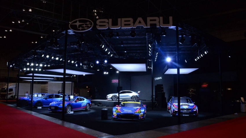 Subaru Viziv Performance STI di Tokyo Auto Salon 2018 – prebiu untuk WRX STI generasi seterusnnya? Image #762459
