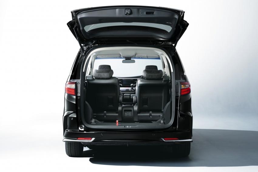 Honda Odyssey facelift kini tiba ke pasaran Malaysia – CBU, hanya satu varian, Honda Sensing, RM254,800 Image #775947