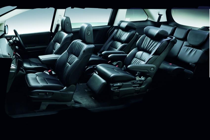 Honda Odyssey facelift kini tiba ke pasaran Malaysia – CBU, hanya satu varian, Honda Sensing, RM254,800 Image #775949