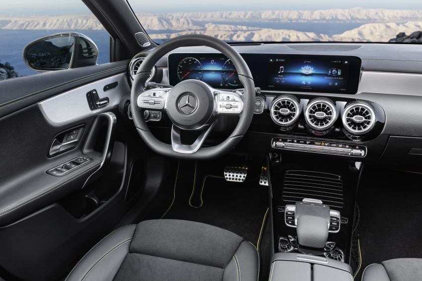 2018 Mercedes-Benz A-Class unveiled, Geneva debut Image #774430