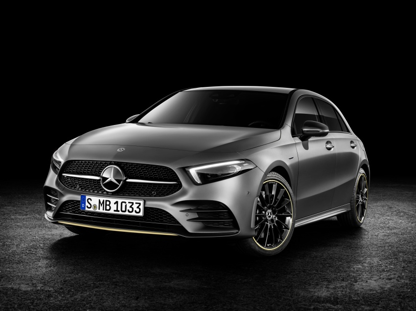 2018 Mercedes-Benz A-Class unveiled, Geneva debut Image #774452