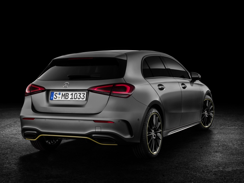 2018 Mercedes-Benz A-Class unveiled, Geneva debut Image #774454