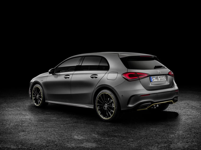 2018 Mercedes-Benz A-Class unveiled, Geneva debut Image #774455