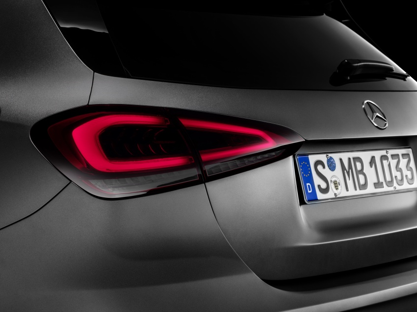 2018 Mercedes-Benz A-Class unveiled, Geneva debut Image #774458