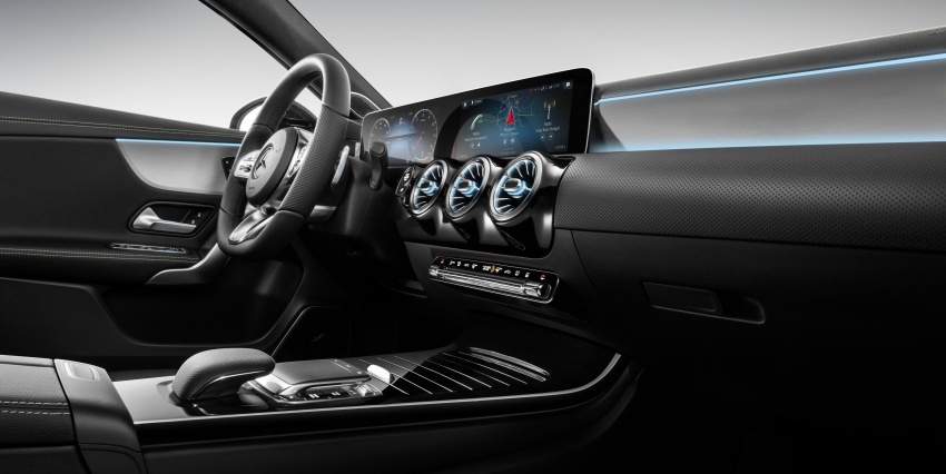 2018 Mercedes-Benz A-Class unveiled, Geneva debut Image #774460