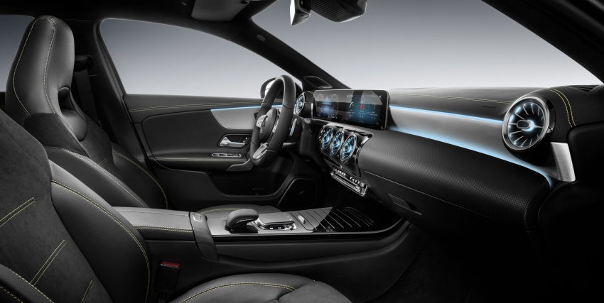 2018 Mercedes-Benz A-Class unveiled, Geneva debut Image #774461