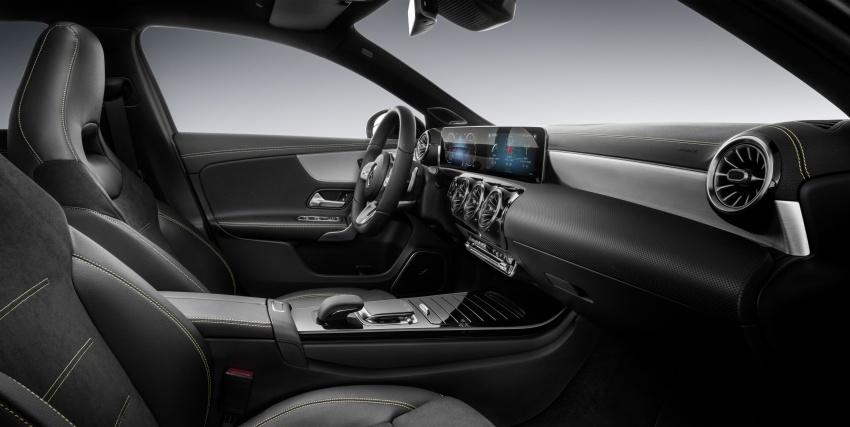 2018 Mercedes-Benz A-Class unveiled, Geneva debut Image #774465