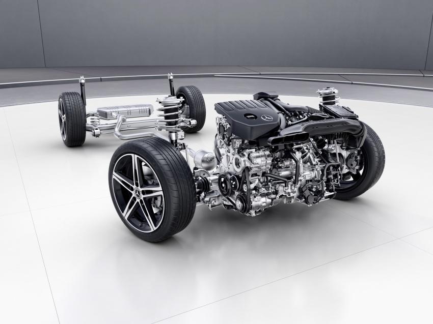 2018 Mercedes-Benz A-Class unveiled, Geneva debut Image #774492