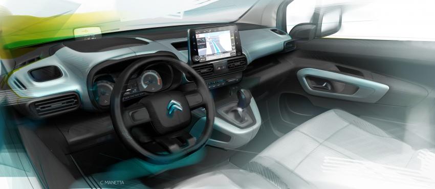 2018 Citroën Berlingo – new design, EMP2 platform Image #781925