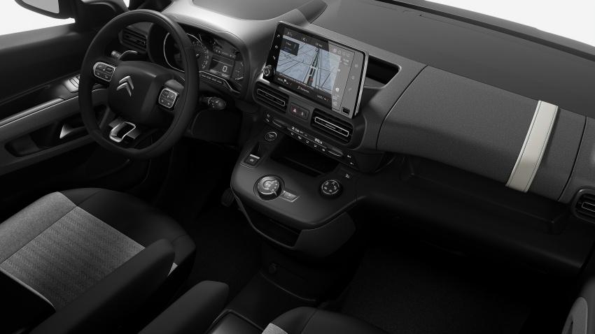 2018 Citroën Berlingo – new design, EMP2 platform Image #781928