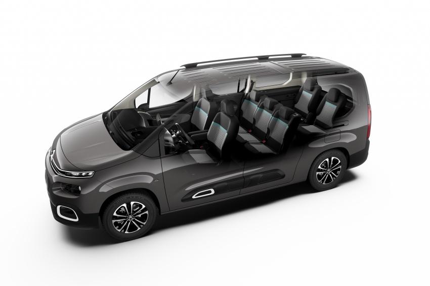 2018 Citroën Berlingo – new design, EMP2 platform Image #781931
