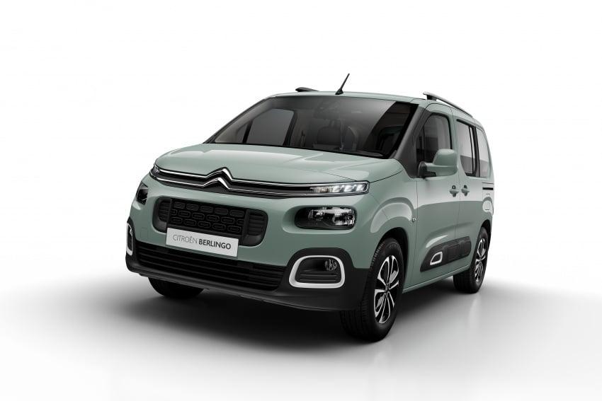2018 Citroën Berlingo – new design, EMP2 platform Image #781932