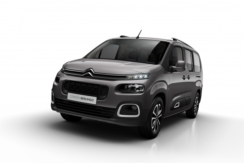 2018 Citroën Berlingo – new design, EMP2 platform Image #781933