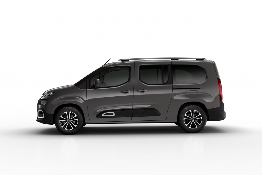2018 Citroën Berlingo – new design, EMP2 platform Image #781934