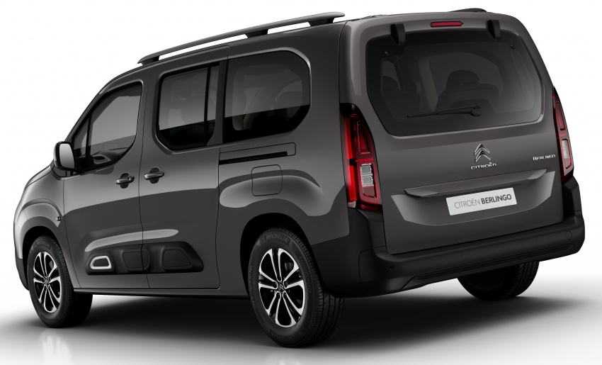 2018 Citroën Berlingo – new design, EMP2 platform Image #781935