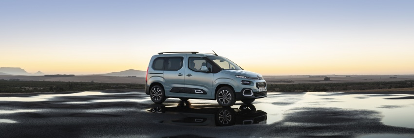 2018 Citroën Berlingo – new design, EMP2 platform Image #781941