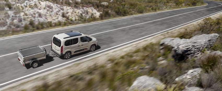 2018 Citroën Berlingo – new design, EMP2 platform Image #781948